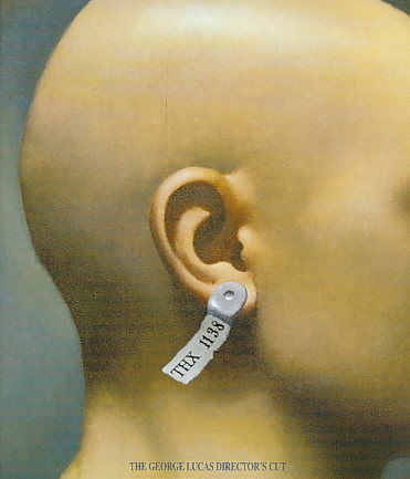 THX 1138 BY DUVALL,ROBERT (Blu-Ray)